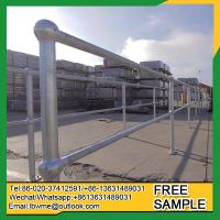 Wholesale Alturas Ball Handrail Stanchions ball type balustrade joint stanchion railing for roads from china suppliers