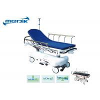 Wholesale Advanced Hydraulic Patient Trauma Stretcher Trolley With X-RAY Platform from china suppliers