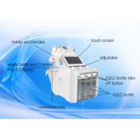 Wholesale Six In One Hydrafacial Machine Multifunctional For Facial Deep Cleaning / Detoxing from china suppliers