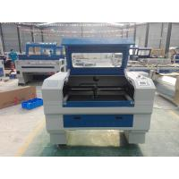 China Water Cooling 100w Laser Engraving Cutting Machines For Non Metal / MDF / Plastic on sale
