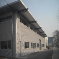 Wholesale Steel Structures 4s Car Shop building with Nice Design and large space from china suppliers