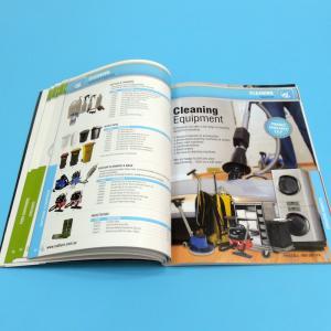 Quality High Quality Professional Catalogue Printing Service 105gsm / 128gsm / 157gsm for sale