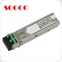 Wholesale 1000BASE-T Single Mode SFP Optical Transceiver / Module GLC-T from china suppliers