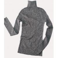 Wholesale Ladies Knitted Pullover, Long Sleeve Sweater (Sfy-A064) from china suppliers