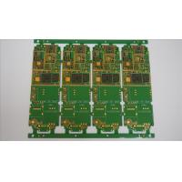 China FR4 1.6mm 1OZ Multilayer PCB Manufacturing Process For Telecommunications on sale