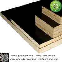 Wholesale 18MM Black film formwork from china suppliers