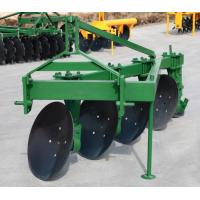 One way side disc plow