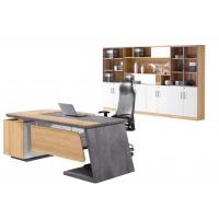Buy cheap Particle Board Two Meter Office Manager Desk With 5 Years Warranty from wholesalers