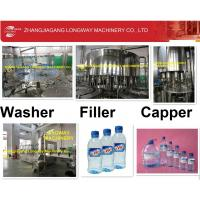 China Complete Pure Water Bottling Plant,Bottle Water Filling Line on sale