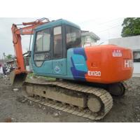 China EX120-3  Hitachi Used Construction Machinery11793kg Weight Year 1996 on sale