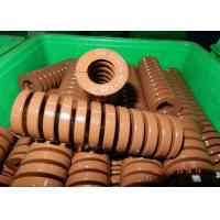 Buy cheap SWOSC-V browm  Look beautiful super heavy load spring   mold spring Stiffness from Wholesalers