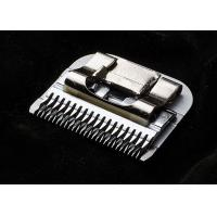 Wholesale Pet Dog Hair Clipper Replacement Blades With Full Teeth , 1.2mm Cutting Length from china suppliers