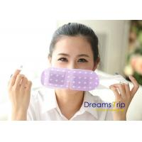 Wholesale Lavender Heated Steam Eye Mask with Real vapor Released for Tired Dry Eyes from china suppliers