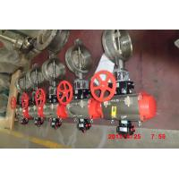 Wholesale Stainless Steel Butterfly Valvefor Industrial Chemical / Power / Light Textile from china suppliers