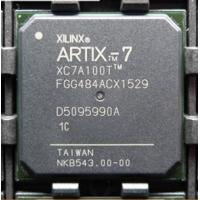 Wholesale Integrated Circuits FPGA Chip XC7A100T-1FGG484C 285 I/O 484FCBGA Active Part Status from china suppliers