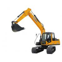 Wholesale 0.6m3 Bucket capacity XCMG 15 ton Hydraulic Crawler Excavator XE150D with CUMMINS engine from china suppliers