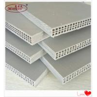 Wholesale high hardness hollow plastic formwork for concrete wall/colum/beam forming board from china suppliers