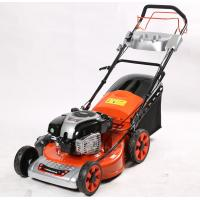 Buy cheap 21'' gasoline lawn mower,3in1 self propelled high quality lawn maintenance, grass cutter, petrol lawnmower, disel from Wholesalers