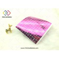 Wholesale Laser Reflective Color Hologram Security Stickers Rectangle Shape from china suppliers