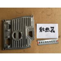 China Permanent Molding Die Cast Aluminium Radiators , Heat Sink Fins Cost Effective on sale