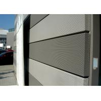China OEM Decorative Metal Panels, Customized Decorative Expanded Metal High Safety on sale