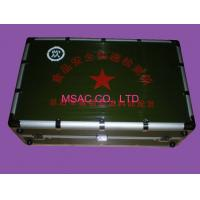 Wholesale Custom Gun Carrying Case , Portable Hard Sided Gun Case Light Weight from china suppliers