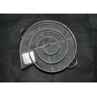 Wholesale Round And M Type Stainless Steel BBQ Grill Cooking Tools Smoke Generators For Meat Smokers from china suppliers