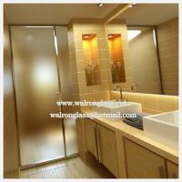 Wholesale Morden Bathroom Glass Frameless Shower Enclosure Tempered Glass from china suppliers