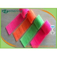 Wholesale Waterproof Elastic Cohesive Bandage , Conforming Self Adhesive Medical Wrap from china suppliers