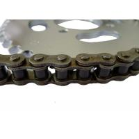 Customized Cd70 Silver Motorcycle Sprocket Chain 41t - 14t For Honda Motors