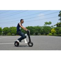 Wholesale 2 Wheel Foldable Electric Scooter Battery Powerd Eco Friendly Grip from china suppliers