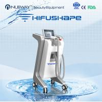 Wholesale Newest body shape machine HIFUSHAP best slimming machines from china suppliers