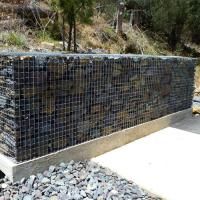 Wholesale Gabion Baskets|8x10 Double Twisted Hexagonal Steel Mesh Customized Size from china suppliers