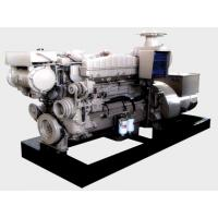 cus series diesel generating set