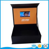 Buy cheap 7 Inch Tft Color Screen Lcd Video Business Cards / Video Booklets Built In 1400mah Battery from Wholesalers