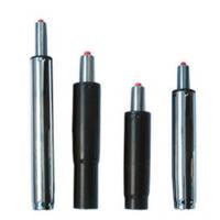 Buy cheap Locking gas spring with chrome plated 175mm pipe length on the curling edge of office chair from Wholesalers