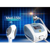 China High Effective IPL Hair Removal Machines With Intense Pulse Light System on sale