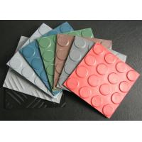 Wholesale Waterproof Industrial Rubber Sheet For Mat , Anti - slip Rubber Flooring Sheet from china suppliers