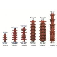 China Polymer post insulator is  composite insulator for 33kv post insulator and style post type insulator on sale