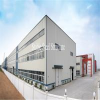 Wholesale Steel Structure Logistics Warehouse in Uzbekistan with reasonable price from china suppliers