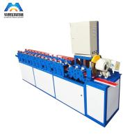 China Hydraulic Rolling Shutter Door Roll Forming Equipment Door Frame Roll Forming Machine on sale