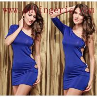 Wholesale Summer thin section nightclub dress evening dress chest wrapped tight skirt babes Bottom stage cloth from china suppliers