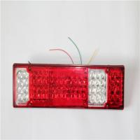Wholesale Rectangular 3 Wire Led Motorcycle Turn Signals Lights ISO9001 Approval from china suppliers