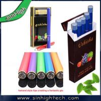 Wholesale newest eshisha hookah pen disposable electronic cigarettes with big vapor from china suppliers