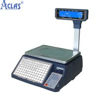 Wholesale Label Printing Scale,Barcode Label Electronic Scale,Label Scale from china suppliers