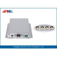 China 13.56MHz Mid Range RFID Reader RF Power 1.5W With One Relay Output on sale