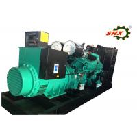 Wholesale Electronic Speed Governing Open Diesel Generator / Industrial Generators from china suppliers