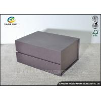 Wholesale Matt Handmade Cardboard Packing Boxes , Decorative Paper Boxes Book Shaped from china suppliers