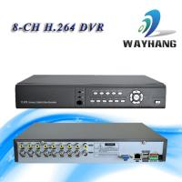 8CH H.264 CCTV SECURITY Standalone Digital Network DVR ...