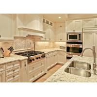 China Montary Natural Granite Countertops  Island  / Black Kitchen Worktops on sale